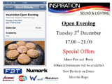 Inspiration Open Evening