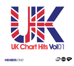CD Pool UK Chart Hits
